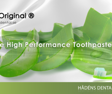 Aloe Vera Original The High Performance Toothpaste